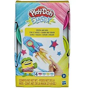 Play DOH Elastix Esticar e Moldar - Hasbro