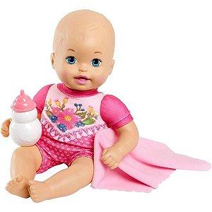 Little Mommy - Boneca Bebê Recém Nascido