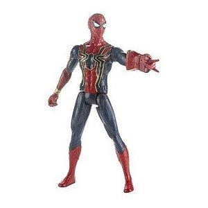 Boneco Iron Spider 30 Cm Avengers Vingadores  - Hasbro
