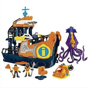 Navio Comando Do Mar Imaginext
