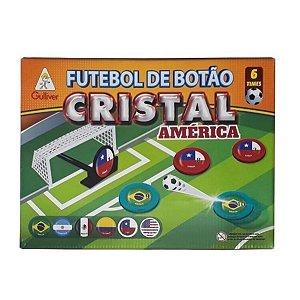 Futebol De Botão Cristal América