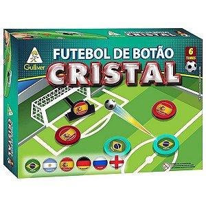 Futebol De Botão Cristal Europa