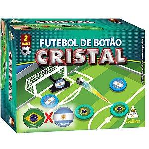 Futebol De Botão Cristal Brasil e Argentina