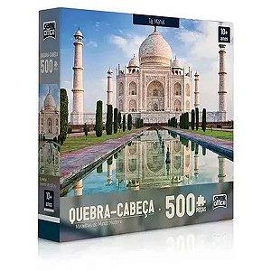 Quebra Cabeça 500 Peças Taj Mahal - Toyster