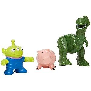 Imaginext - Toy Story - Rex, Ham & Alien