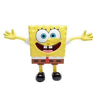 Brinquedo Boneco Bob Esponja Super Elástico - Mattel