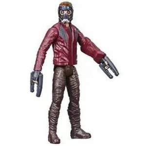 Boneco Star-Lord - Marvel Avengers Titan Hero Series - Hasbro