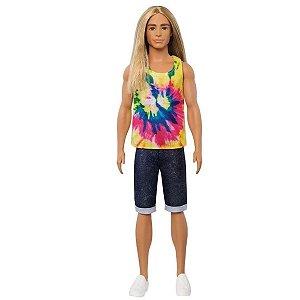 Boneco Ken Fashionista #138 - Mattel