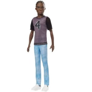 Boneco Ken Fashionista #130 - Mattel