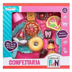 Confeitaria Creative Fun - MultiKids