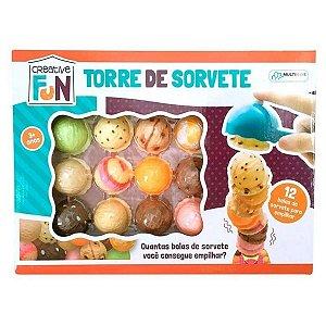 Torre De Sorvete Creative Fun - MultiKids