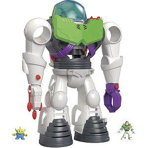 Robô Buzz Lightyear Toy Story 4 Imaginext - Mattel