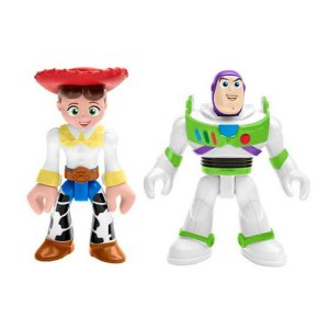 Buzz Lightyear E Jessie - Imaginext