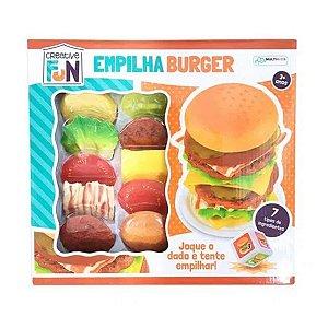 Creative Fun - Empilha Burger  - MultiKids