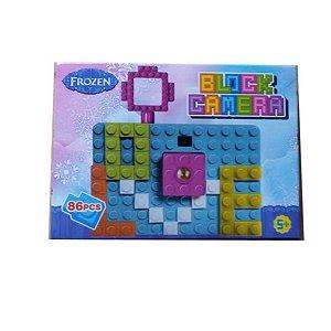 Block Câmera Frozen lego