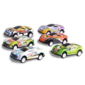 Racing Club - Carrinhos de Metal - Zoop! Toys