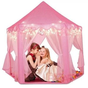 Barraca Infantil Tenda Iluminada LED - DM TOYS