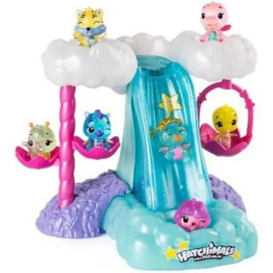 Hatchimals CollEGGtibles - Cascata Iluminada - Sunny