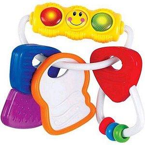Brinquedo Morde Morde Chaveirinho - Zoop Toys