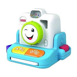 Câmera Sorrisos E Aprendizagem - Aprender & Brincar - Fisher-Price