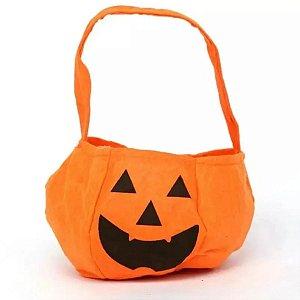 Bolsa Halloween Abóbora