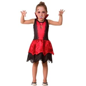 Fantasia Halloween Infantil Vampirinha