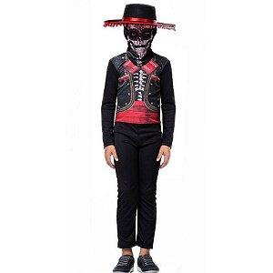 Fantasia Halloween Infantil Mariachi