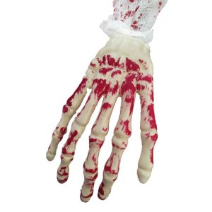 Mão Sangrenta - Halloween