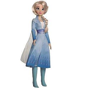 Boneca Frozen 2 Elsa 80 Centímetros