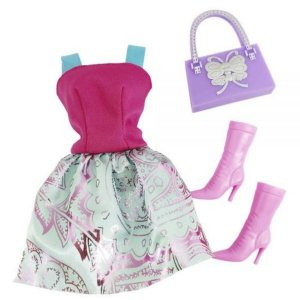 Roupa e Acessórios Belinda - Dm Toys