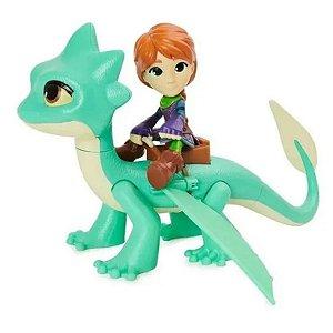 Como Treinar S/ Dragão Rescue Riders Leyla E Summer