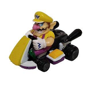 Mini Figura Bowser - Mariokart - Tomy