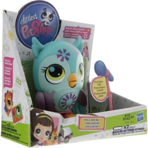 Littlest Pet Shop Figura Pets Cantores - Hasbro