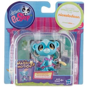 Littlest Pet Shop Movimentos Mágicos - Hasbro