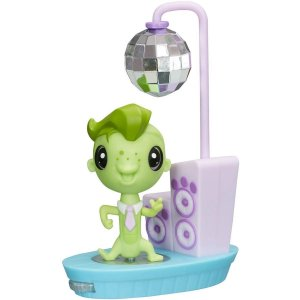 Littlest Pet Shop Movimentos Mágicos Cenário - Hasbro