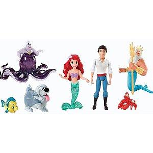Conjunto Ariel 7 Peças