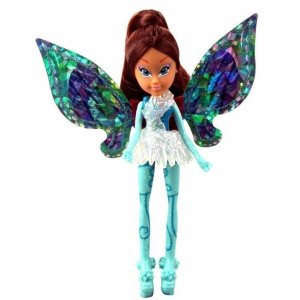 Boneca Winx Club Layla Tynix Mini Magic