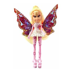 Boneca Winx Club Stella Tynix Mini Magic
