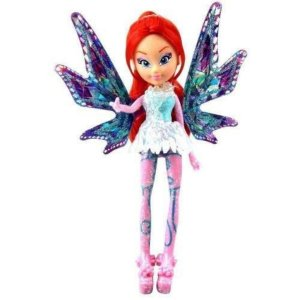 Boneca Winx Club Bloom Tynix Mini Magic - 73249EEEY