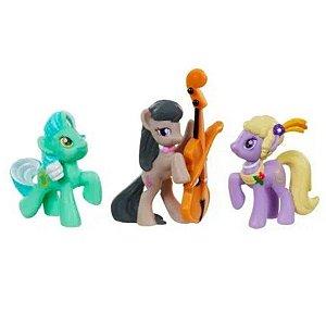 My Little Pony Trio de Dança - Hasbro