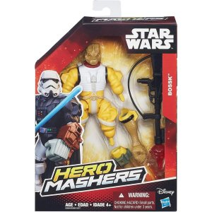 Boneco Hero Star Wars Bossk - Hasbro