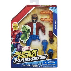 Boneco Super Hero Mashers Star-Lord - Hasbro