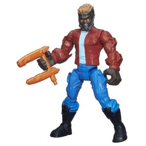Boneco Super Hero Mashers Star-Lord - Hasbro