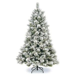 Árvore De Natal Luxo Pinheiro Com Pinhas 1,80m