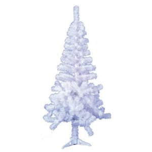 Árvore De Natal Pinheiro Branca 1,50m