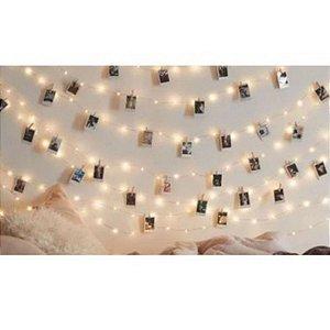 Pisca Cordão 100 Micro Lâmpadas Branco