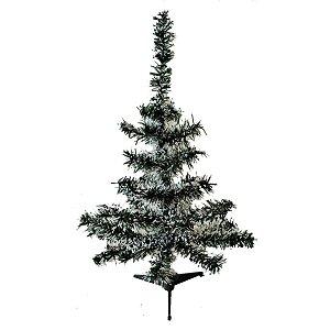 Árvore De Natal Pinheiro Nevada 45cm
