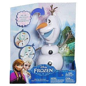 Boneco Olaf de Neve - Disney - Mattel