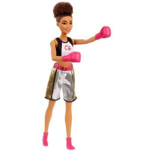 Barbie Boxeadora - Mattel