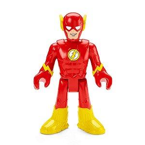 Boneco Flash Dc Super Friends Imaginext - Mattel